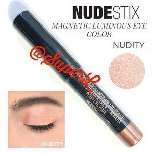 2/$25 Nudestix Magnetic Eye Color Eyeshadow Nude